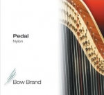 Отдельные нейлоновые струны для педальной арфы
