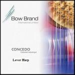CONCEDO жильные - Леверсные (2 октава)