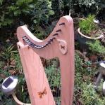 20-струнная арфа Derwent Harps Adventurer