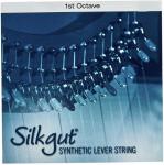 Bow Brand Silkgut 3 струны для леверсной арфы 1 октавы