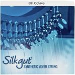 Bow Brand Silkgut 2 струны для леверсной арфы 5 октава