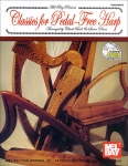 CLASSICS FOR PEDAL-FREE HARP BOOK/CD SET