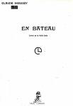 Claude Debussy - En Bateau