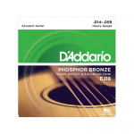 EJ18 Phosphor Bronze D'Addario