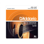 EJ10 Extra Light 10-47 D`Addario