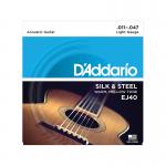 EJ40 SILK&STEEL D'Addario