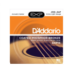 EXP15 COATED PHOSPHOR BRONZE D'Addario