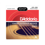 EXP17 Coated Phosphor Bronze D'Addario