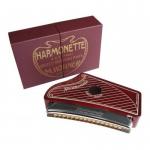 Harmonette гармоника историческая, диатоническая