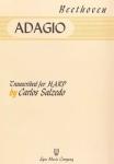 "Ludwig Von Beethoven / Carlos Salzedo - Adagio from ""Moonlight S"