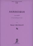 Marcel Grandjany - Arabesque for Harp Solo