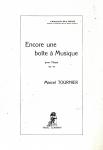Marcel Tournier - Encore une boite a Musique, Op. 43 for Harp So