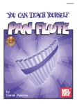 YOU CAN TEACH YOURSELF PAN FLUTE BOOK/DVD SET