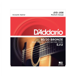 EJ12 BRONZE 80/20 D'Addario