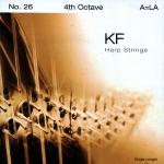 Карбоновые струны (3 октава)