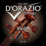 Комплект (аккорд) из 4-х струн для виолончели D'Orazio 610
