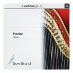 Струна Ре (D) 3-й октавы Bow Brand, нейлон, для педальной арфы