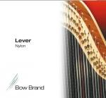 Струна Ми (E) 2-й октавы Bow Brand, нейлон, для леверсной арфы
