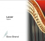 Струна Ля (A) 4-й октавы Bow Brand, нейлон, для леверсной арфы