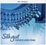 Комплект струн Bow Brand Silkgut для леверсной арфы 4 октава