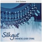 Струна Си (B) 2-й октавы Bow Brand Silkgut, для леверсной арфы