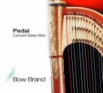 Струна Си (B) 6-й октавы Bow Brand, с обмоткой (никель)