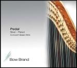 Струна Ре (D) 6-й октавы Bow Brand, с обмоткой (серебро)